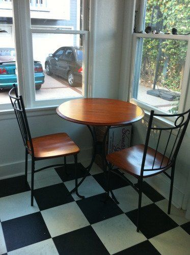 Best  Bistro Table Set Ideas On Pinterest Old Sewing Machine - Bistro table set