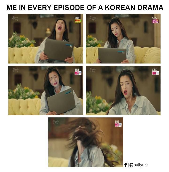 Hahahaha!! I swear! And plus I'm so glad this particular drama is sooo gooooddd!!!! I just love Gianna and I'm just so glad Lee Min Ho's comeback drama is awesome!! Legend of the Blue Sea