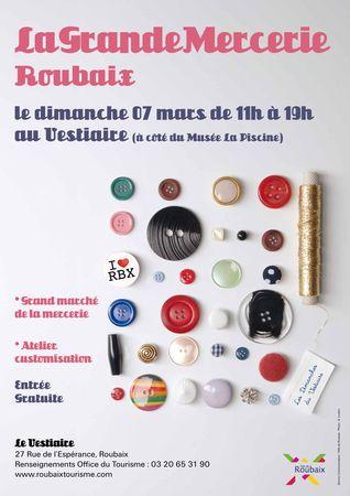 La Grande Mercerie Roubaix © création Amandine Derachinois - Ville de Roubaix