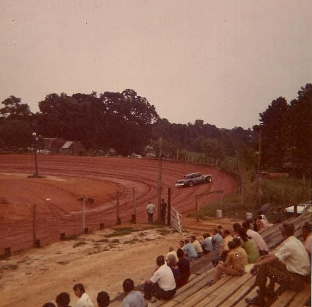 1973 Or 1974 Wake County Speedway, Raleigh NC