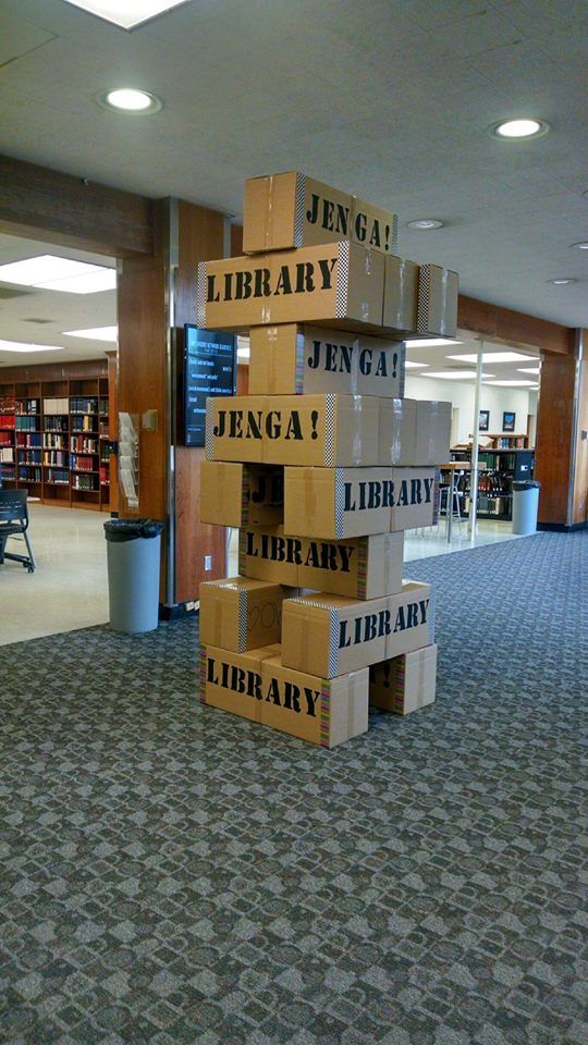 Now that midterms have passed and the end of the semester is in sight, my students are entering their high-stress period. Stress-relieving activities have been the trend in libraries for a while no…