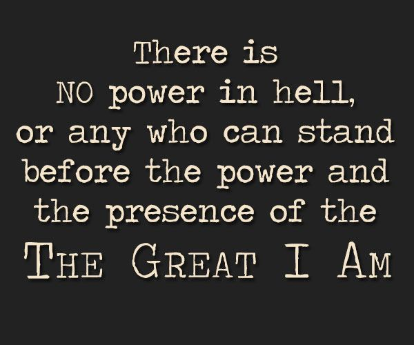 Motivational Quotes For Sports Teams: There Is No Power In Hell Or Any Who Can Stand Before The