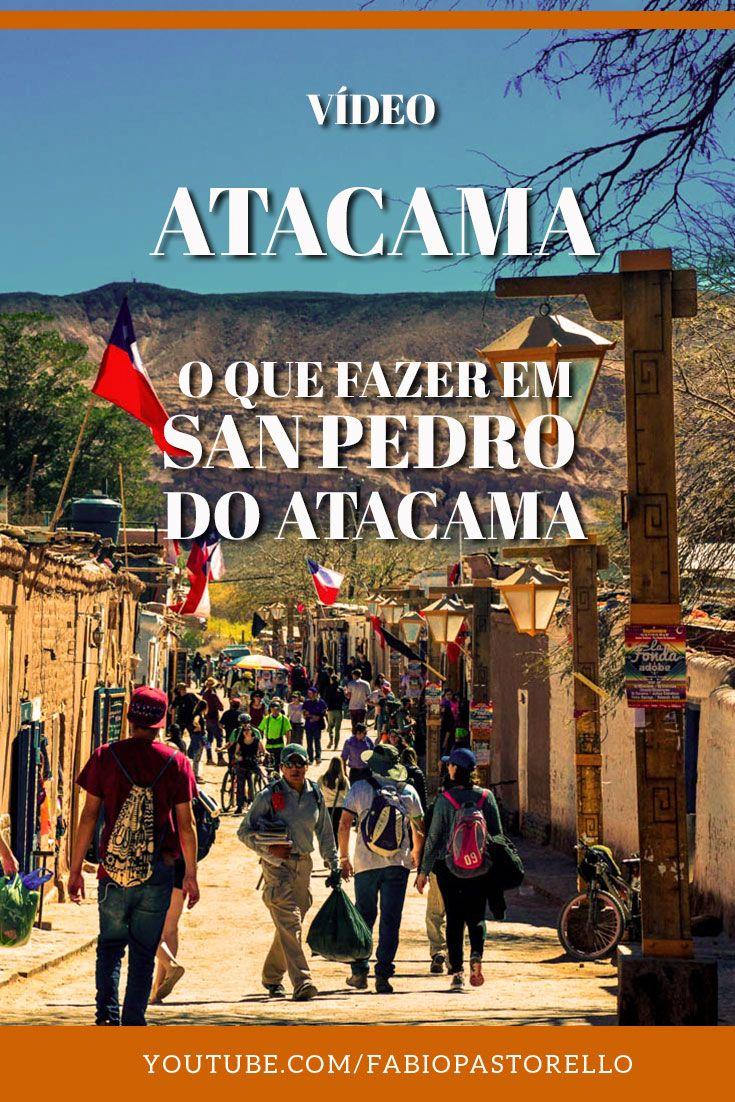 O que fazer em San Pedro do Atacama: confira algumas dicas, lugares, restaurantes e agências dessa cidade base para fazer os passeios no Deserto do Atacama.