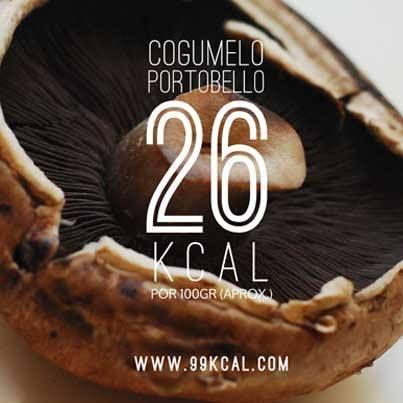 Cogumelo portobello a conhecer em detalhe aqui: http://www.99kcal.com/2014/01/07/cogumelo-portobello-so-26kcal/