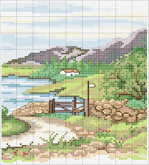 Piccolo-paesaggio....my ideal place <3