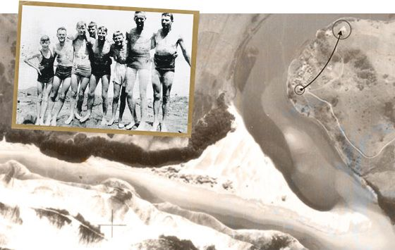 Umngazi History Pictures.  Umngazi River Bungalows and Spa - Award-winning family resort and spa - Wild Coast, Eastern Cape, South Africa