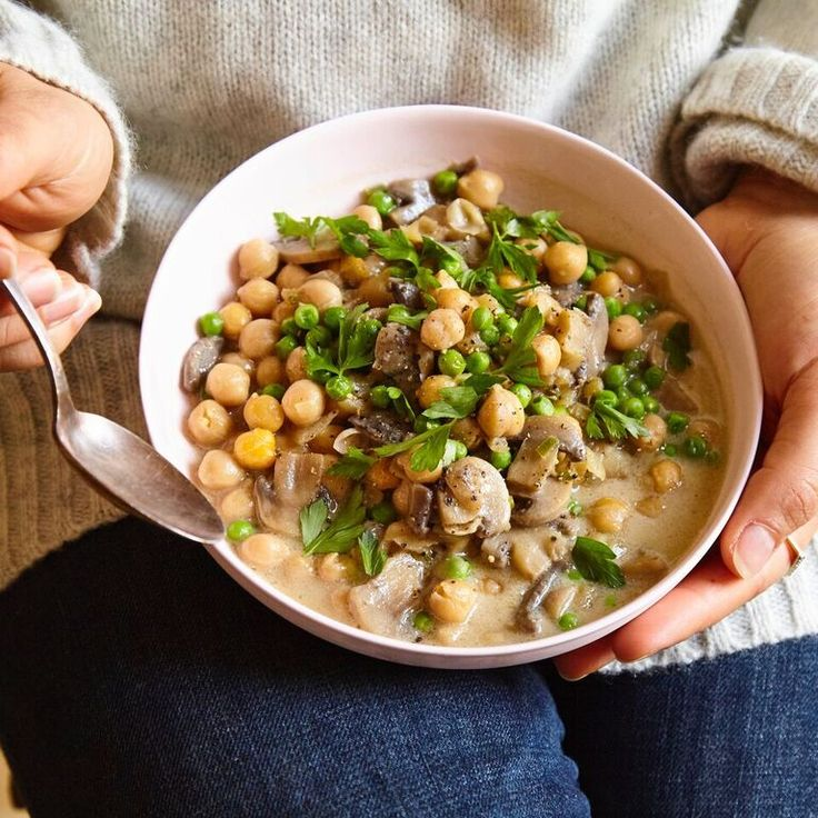 Chickpea and Coconut Stew