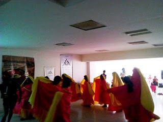 Tradiciones y Cultura Wayuu: Presentes durante el VI Encuentro de Estudiantes Indigenas que se realizó en Riohacha « La Noche del Arco Iris