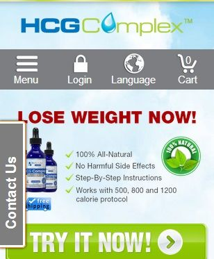 HCG Complex [2017]: 100% Pure HCG Drops For Weight Loss
