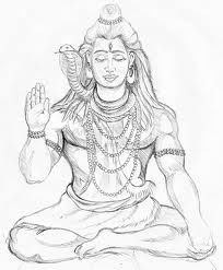 lord shiva coloring pages - 40 best images about india shiva on pinterest hindus