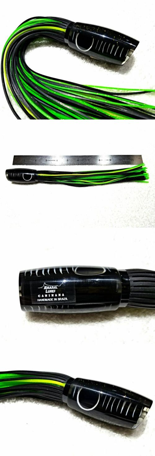 Saltwater Lures 36153: Amaral Lures Evil Caninana 10 Big Game Marlin Ahi Ono Trolling Lure 4Oz -> BUY IT NOW ONLY: $69.95 on eBay!