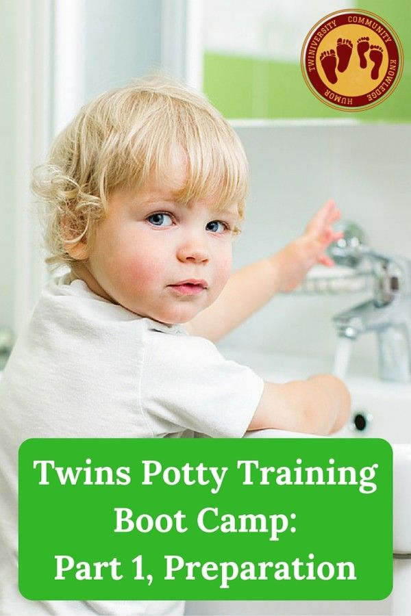Not sure how to get ready for potty training your twins? Here are some great pointers to help you get ready for this new adventure in your life.
