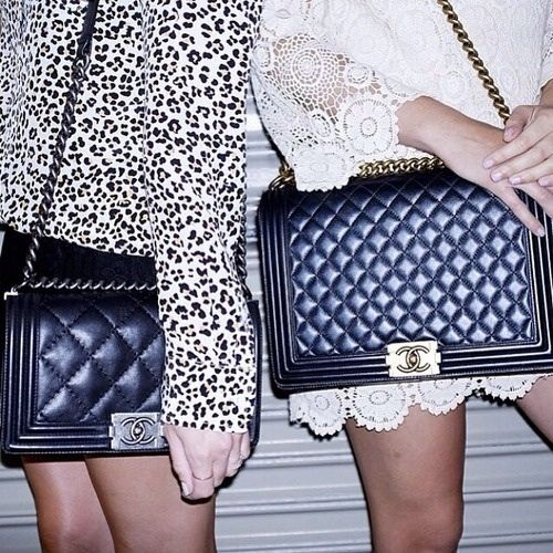 Yesterday was all about Chanel at inseller.com office! It was the great Coco Chanel's birthday yesterday <3 We are only missing one of those great boy bags...or two ;)