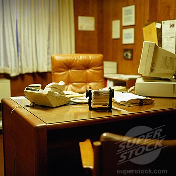 Late 70's Office