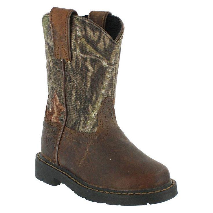 Ariat Kid's Sierra Western Boots