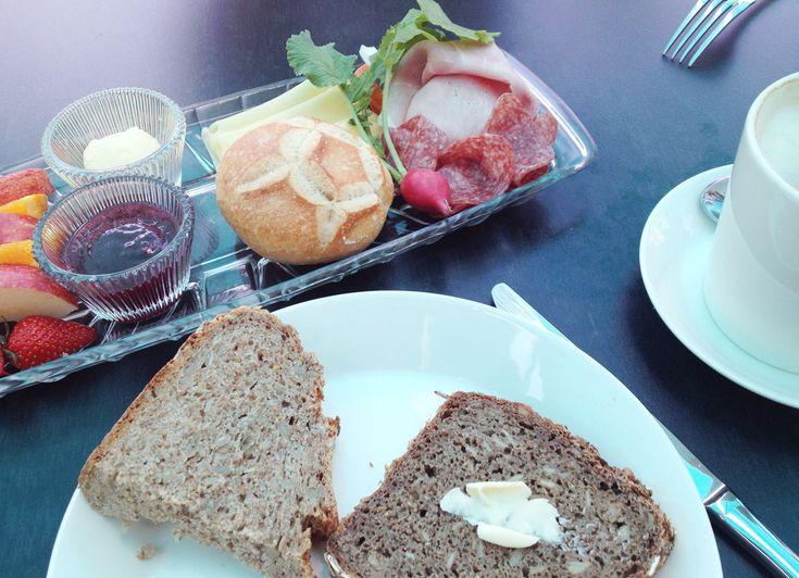Fabulous Brunchen in Augsburg Caf Himmelgr n