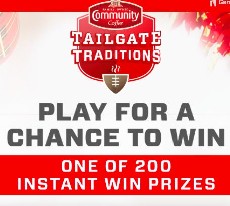 Instant win sweepstakes 2018 ford