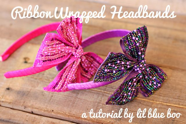 ribbonheadband