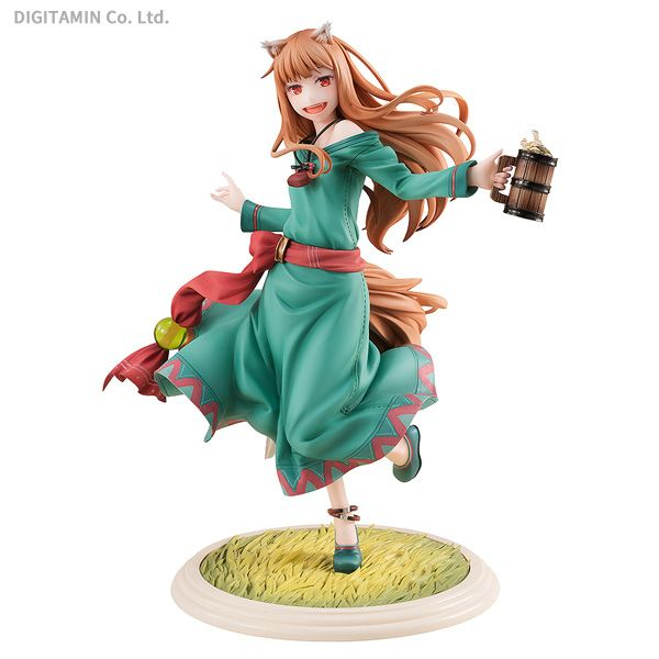 Spice and Wolf Figures Anime Holo Action Figurine Toy Statue Model PVC BOXED