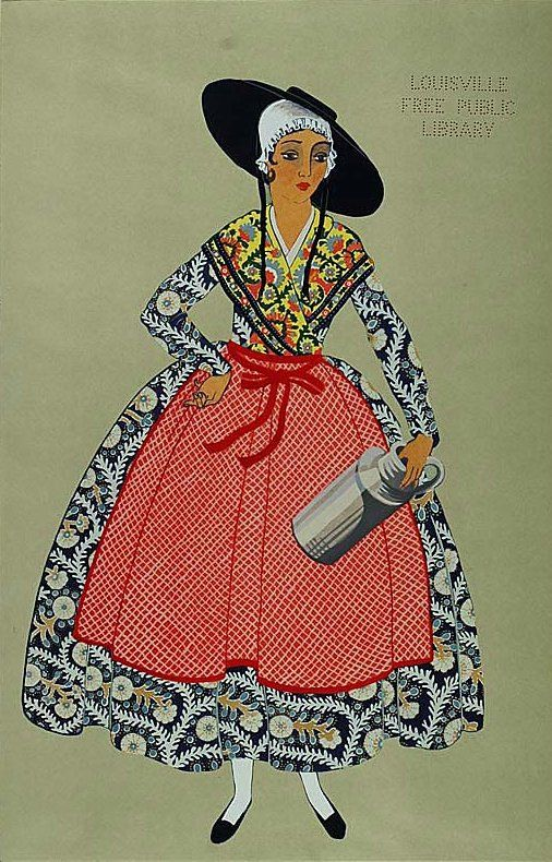 traditional french clothing - Google Search