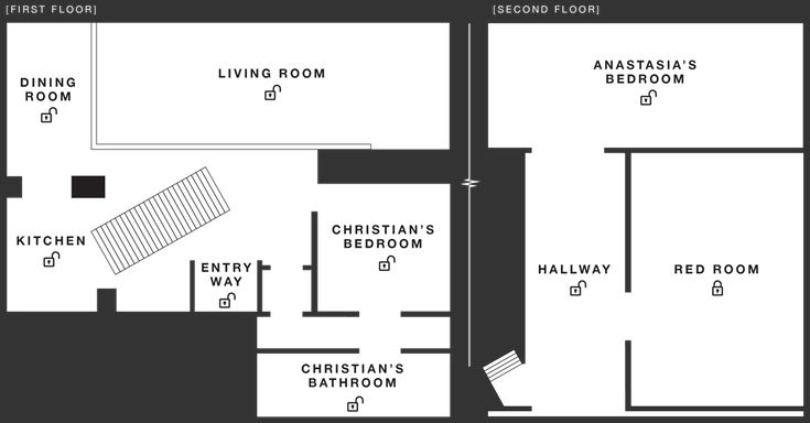 17 Best Images About Christian Grey 39 S Apartment On