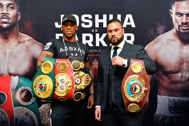 When Is Anthony Joshua Vs Joseph Parker Where Is It And How Can I Get Tickets Anthony Joshua Vs Joseph Anthony Joshua Vs Boxing Anthony Joshua Anthony Joshua