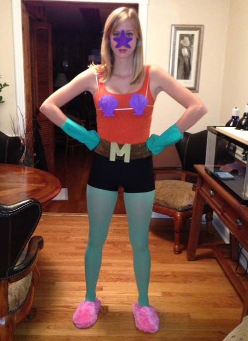 26 People Who Took Their Cartoon Character Costumes To The Next Level