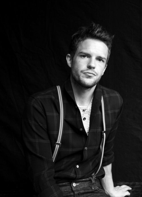 Seeing The Killers tonight in concert reminded me how madly in love I am with Brandon Flowers
