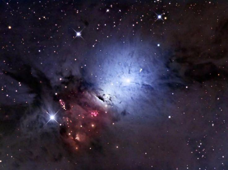 """Nebulosa 1333. """"Constelação de Perseus""""."""