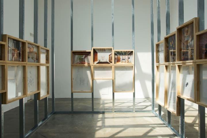 15 Biennale di Venezia. Spanish Pavilion