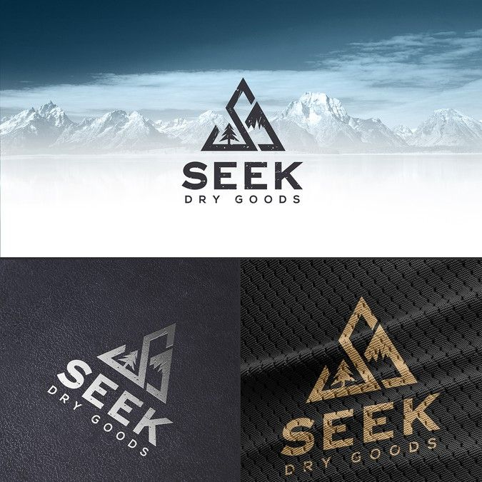 Freelance - Design an iconic logo for outdoor lifestyle brand Seek Dry Goods by TLogoRain