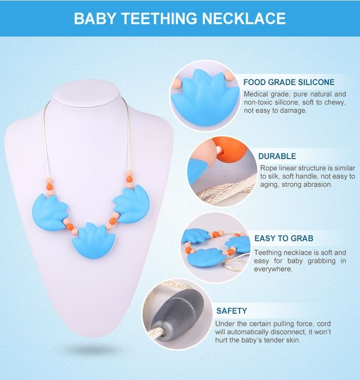 teething necklaces for baby, necklaces for babies, mommy teething necklace, nursing teething necklace