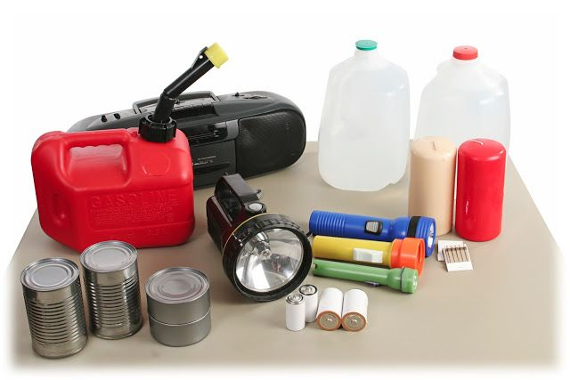 Tips and products for emergency situations