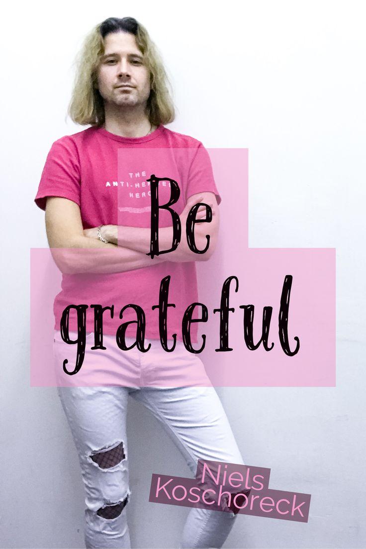 #gratitude