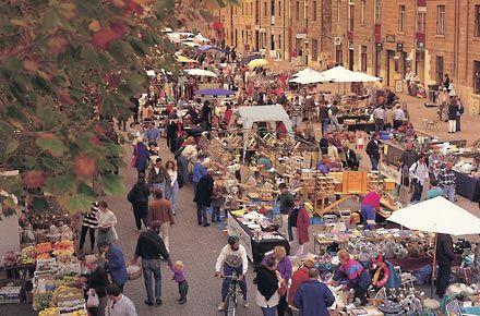 Salamanca Markets Saturdays