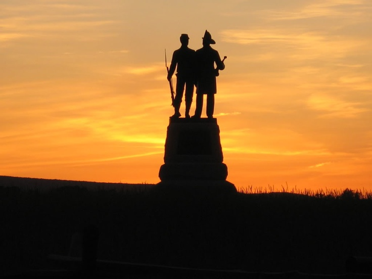 """2nd Fire Zouaves"" Gettysburg"