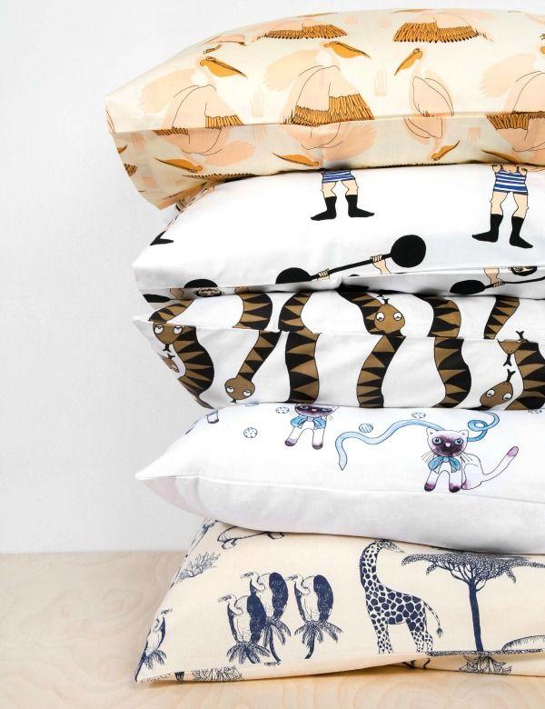 Mini Rodini Home Collection AW 15/16 - Petit & Small