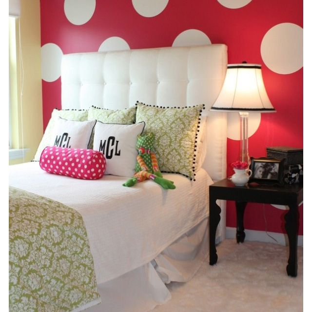 Teenage girls bedroom paint ideas decorative bedroom for Teenage girl room paint ideas