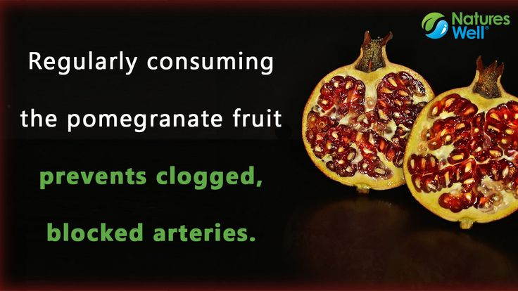 http://NaturesWellLabs.com. Regularly consuming the pomegranate fruit prevents clogged, blocked arteries. Buy 100% (HMC) Halal Certified Vitamins & Supplements Now. Visit NaturesWellLabs.com