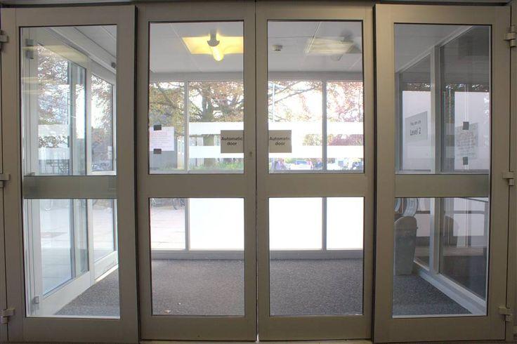Hospital Entrance Doors Automatic Doors Entrance Doors