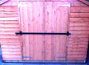 Improve Your Garden Shed's Security