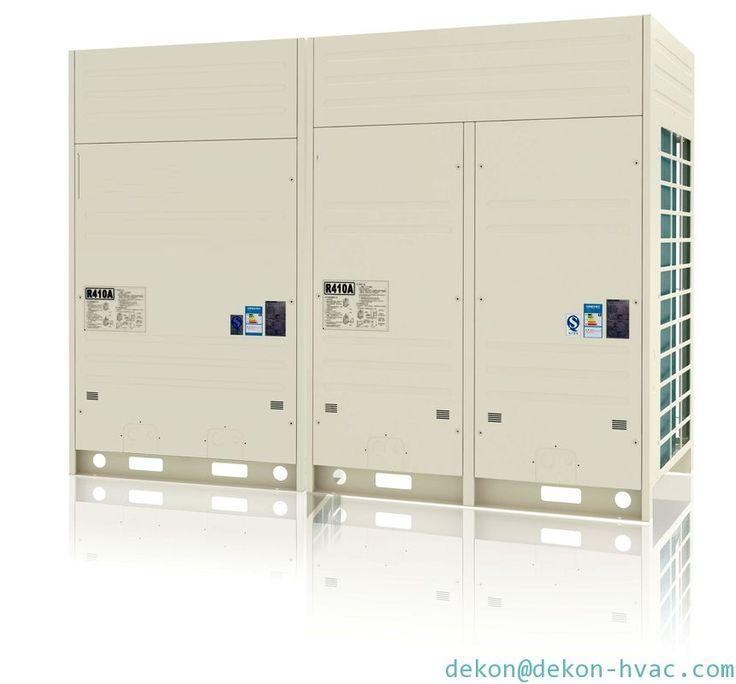 China fabrica de China  acondicionador de aire VRF   inversor de CC Fuera de unidades de puerta tipo modular  184.5kw /66HP supplier DEKON-CHINA.COM  0086-15356475680