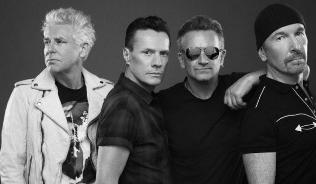 """U2 tocó """"October"""" en el inicio de su residencia de 8 shows agotados en Nueva York"""