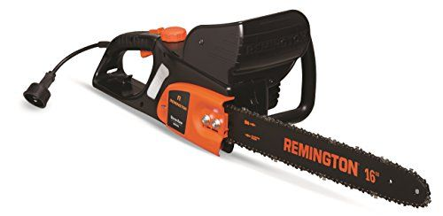 The RM1645 is a versatile saw and may be compact, but it packs a powerful punch. The #Remington Versa Saw is a 16-inch electric chainsaw that is designed for fas...