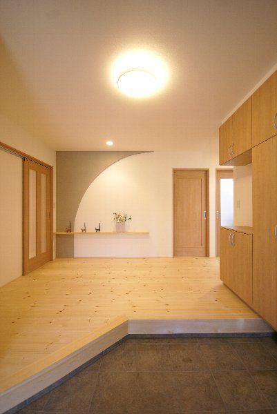 和風住宅 玄関ホール - Google 検索