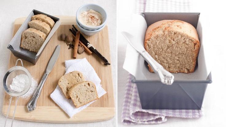 Chai Bread