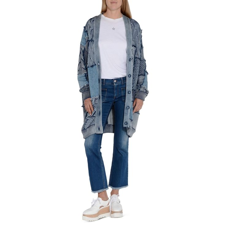 Shop the Patch Denim Cardigan by Stella Mccartney at the official online store. Discover all product information.