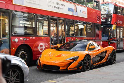 McLaren P1 LMImage by  Mike Della Torre