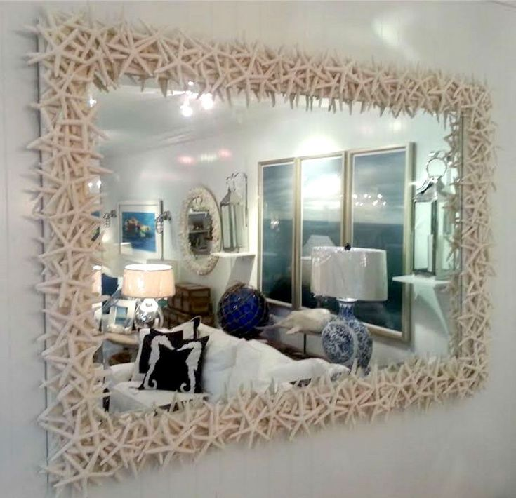 Starfish Mirror
