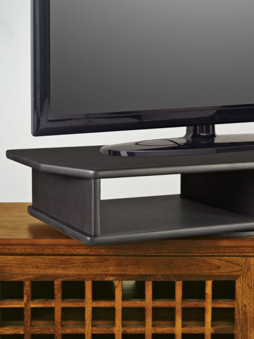 Swivel tv stand rotating tv stand for flat screens for Tv solutions for living room